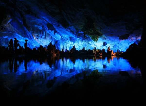 Yangshuo cave adventures from Yangshuo Village Inn