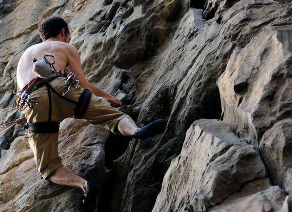 The best yangshuo climbing is a short distance from Yangshuo Village Inn