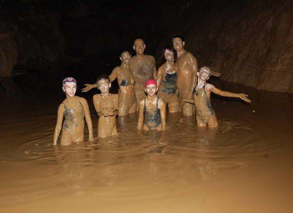 yangshuo weather spring mud cave - Yangshuo Village Inn tours